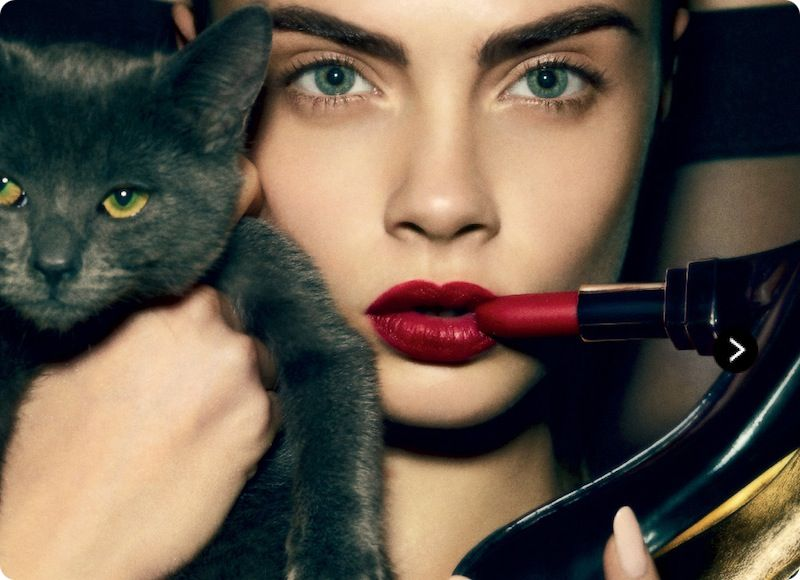 makeup trends autumn 2013 identity magazine