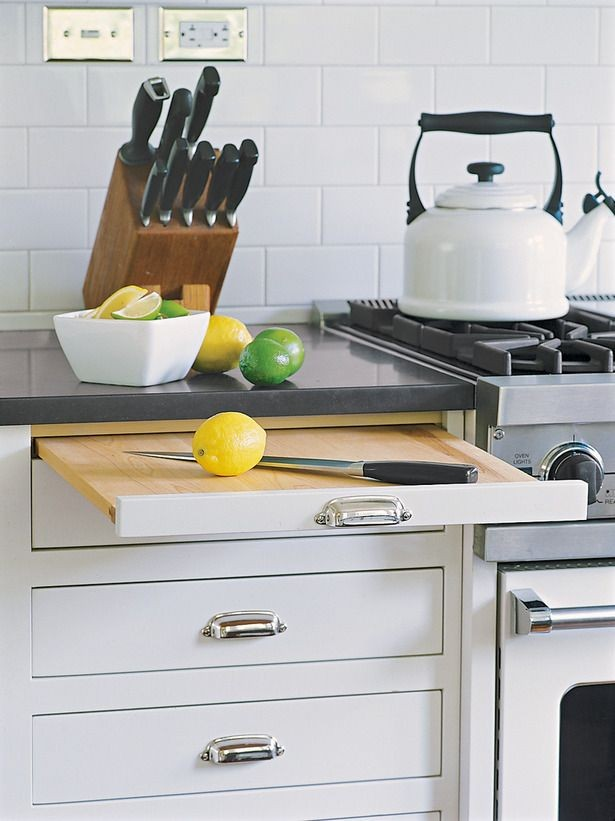 Brand-new 10 Awesome Kitchen Space-Saving Ideas | Identity Magazine EW92