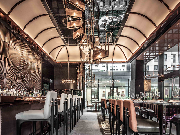 48 Of The World's Best Bar And Restaurant Interiors Identity Magazine Gorgeous Bar Interiors Design