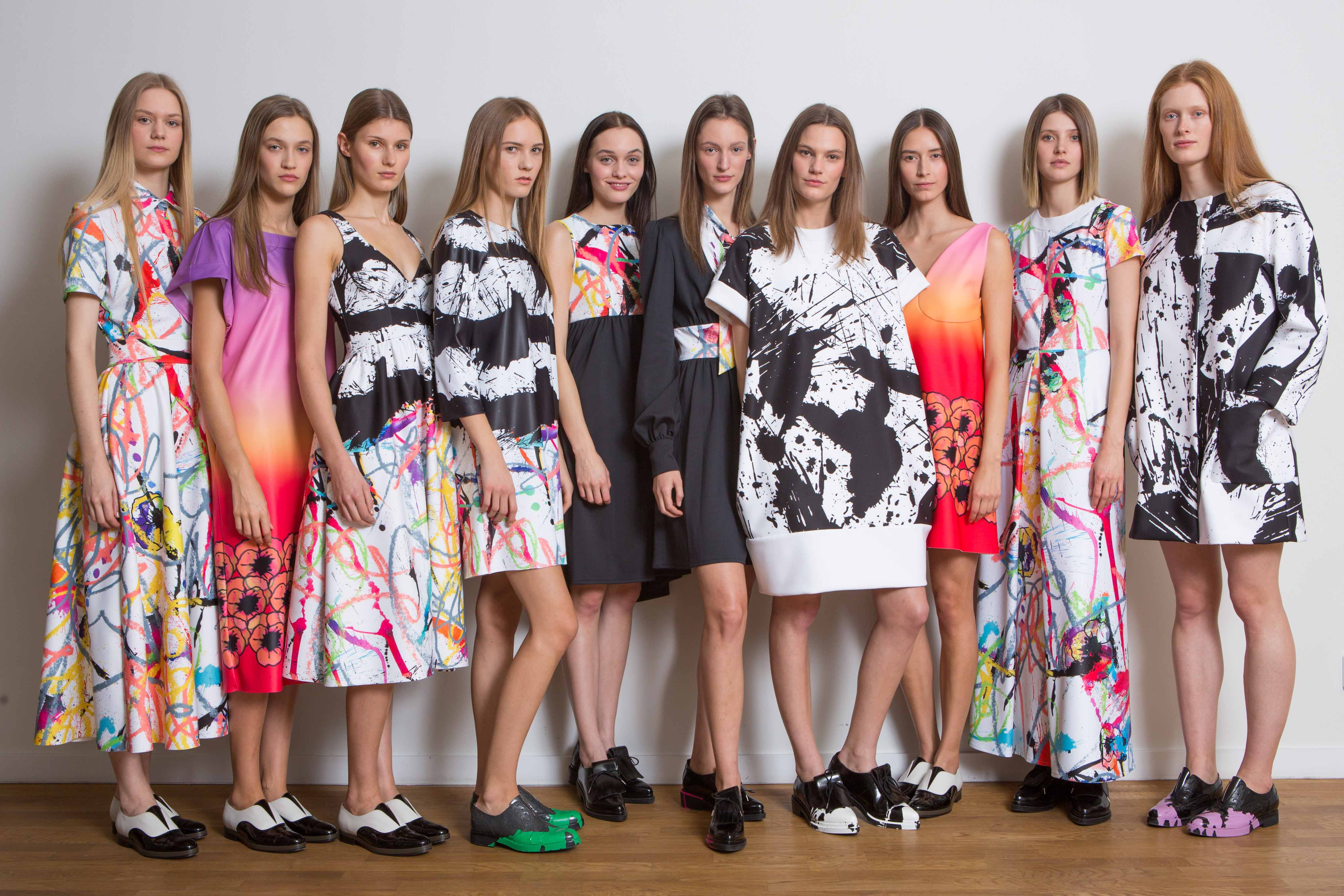 P g future fabrics brings together the world 39 s leading for Fashion fabrics