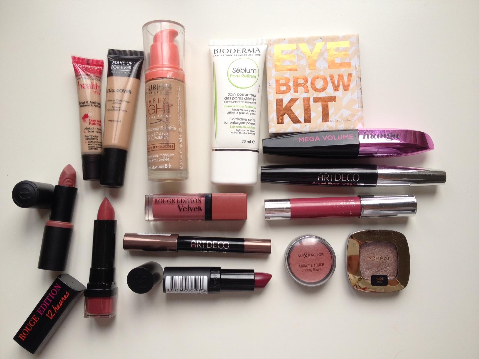 Mac makeup starter kit