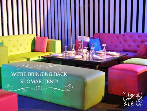 Where to go in ramadan identity magazine for Terrace hilton zamalek
