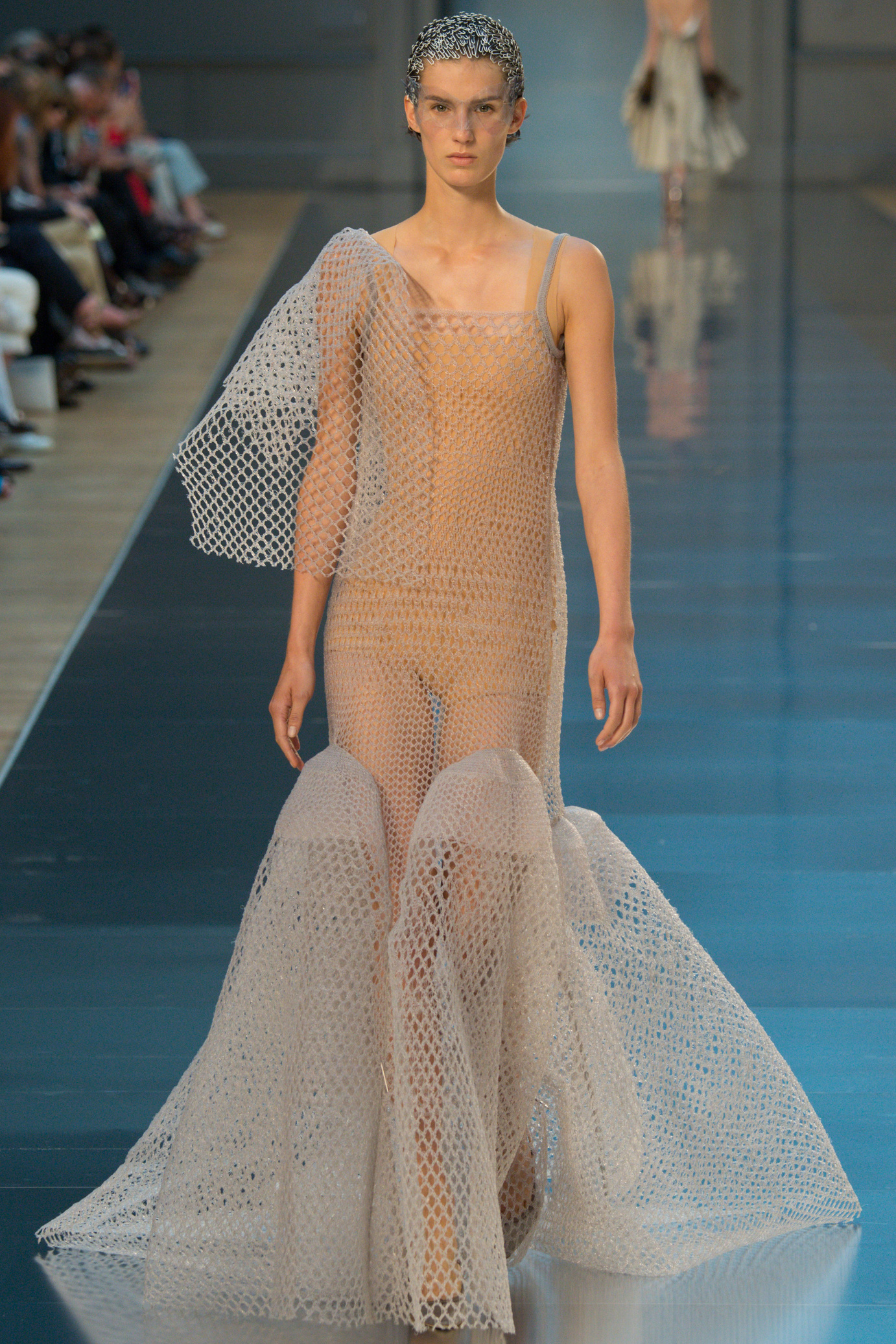 Weird dresses from haute couture fashion week that will for Fashion maison