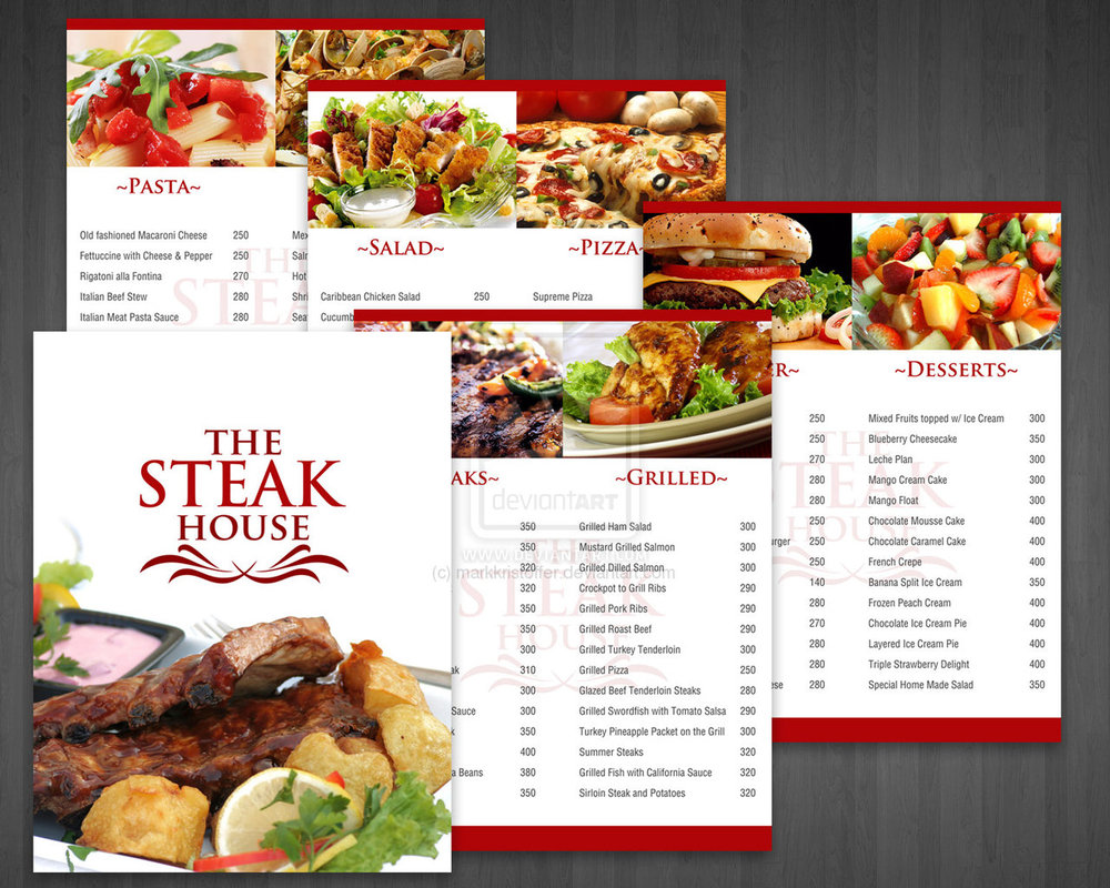 Canton Chinese Restaurant Menu
