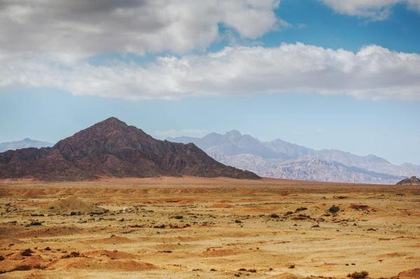 beautiful sinai landscape