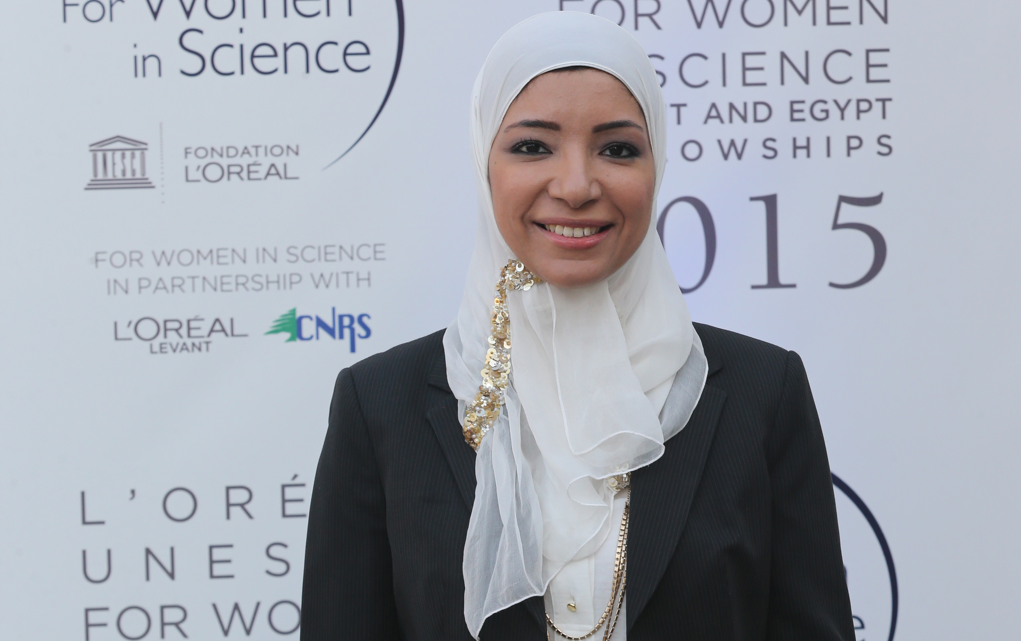 LOreal Egypt Is Proud To Announce Egyptian Scientist And Researcher Dr Nashwa El Bendary Winner Of The Regional UNESCO For Women In Science