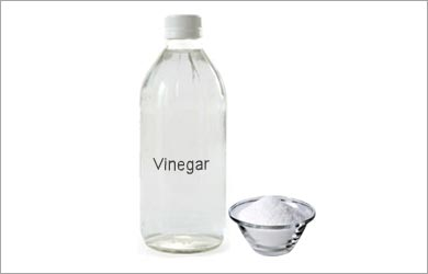 Cipro with vinegar