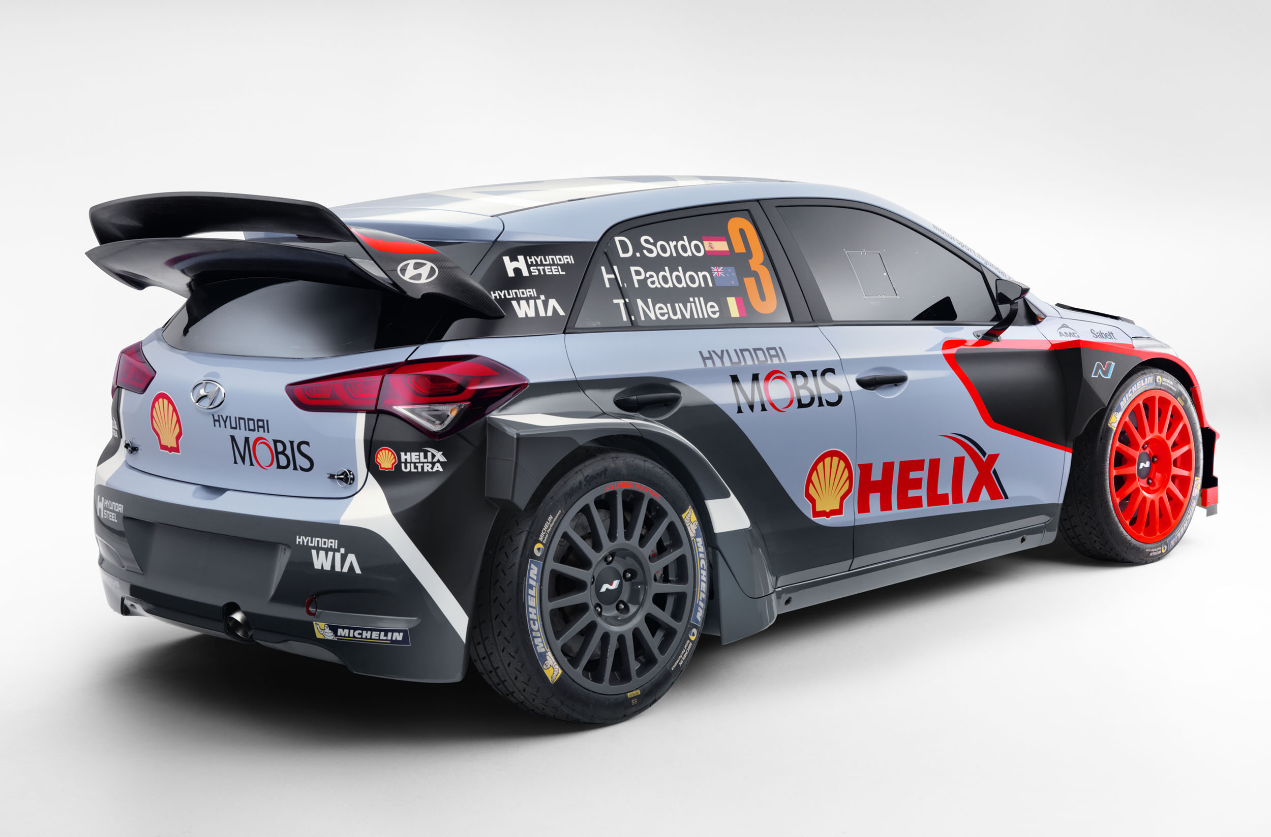 Hyundai Motorsport Unveils New Generation i20 WRC for the Team\'s ...