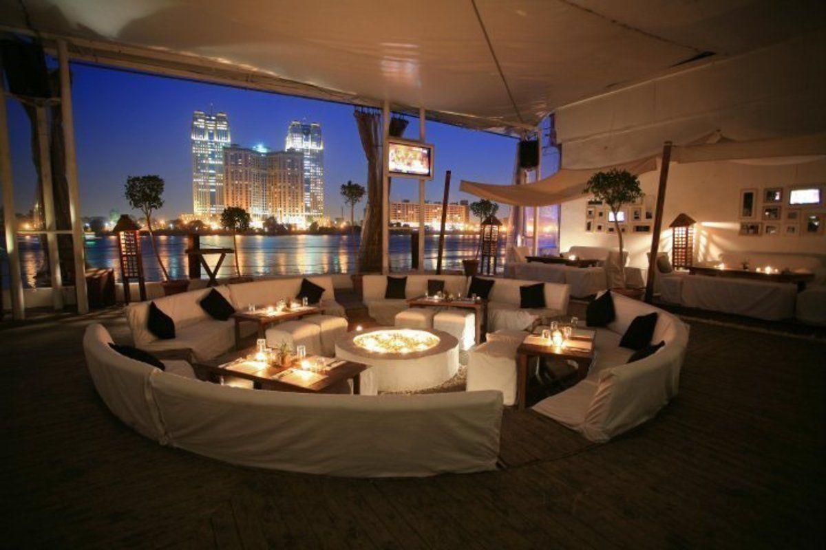 Nile City Cafes