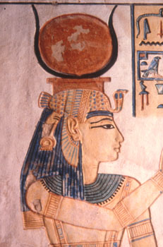 Egyptian horoscope: Hathor