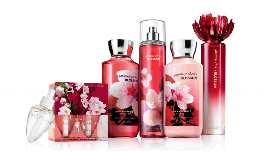 Japanese Cherry Blossom Collection