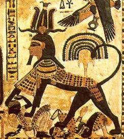 Egyptian horoscope: Sphinx