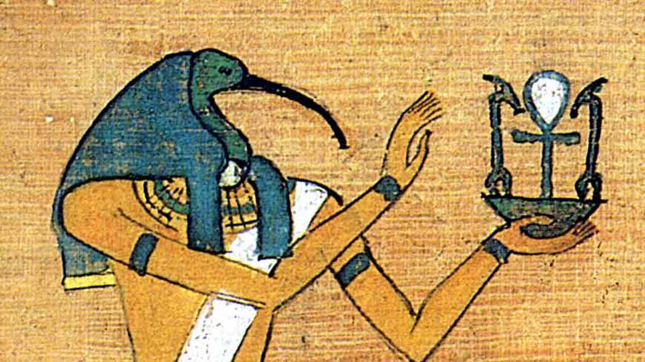 Egyptian horoscope: Thoth