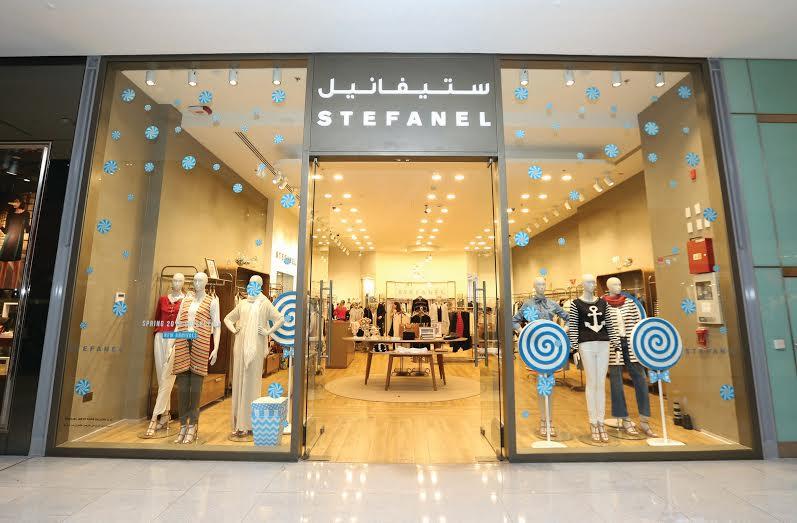 Stefanel opens first boutique in dubai identity magazine for Dubai boutique