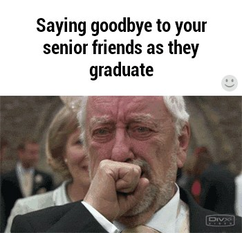 When you graduated from college?