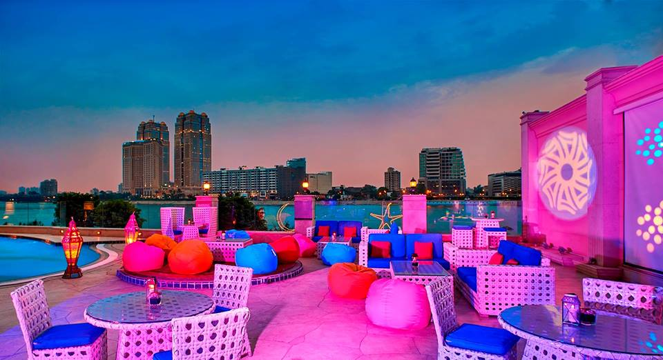 Terrace Hilton Zamalek Of The 16 Hottest Sohour Outings This Year Identity Magazine
