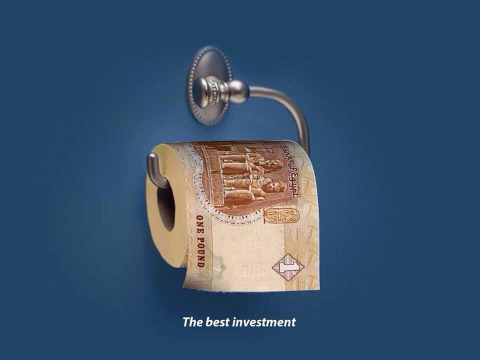 Egyptians React to the Dollar Inflation Identity Magazine