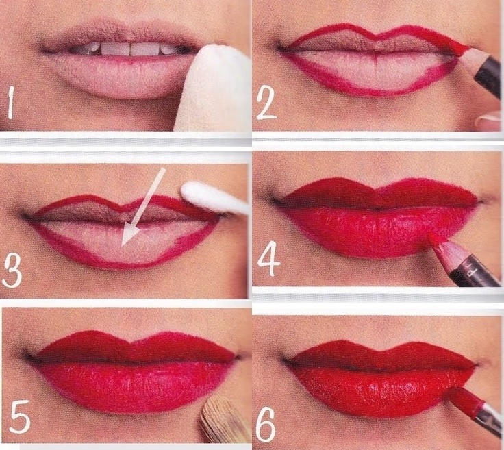 Makeup 101 Perfect Lipstick In 6 Steps