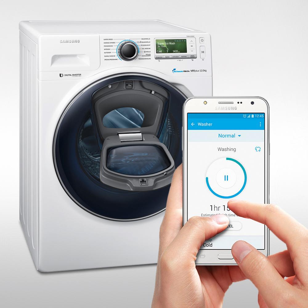 samsung expands addwash washing machine range with washer. Black Bedroom Furniture Sets. Home Design Ideas