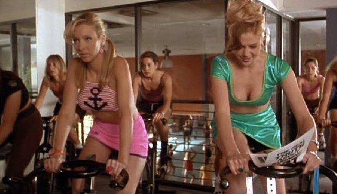 meet girls at the gym
