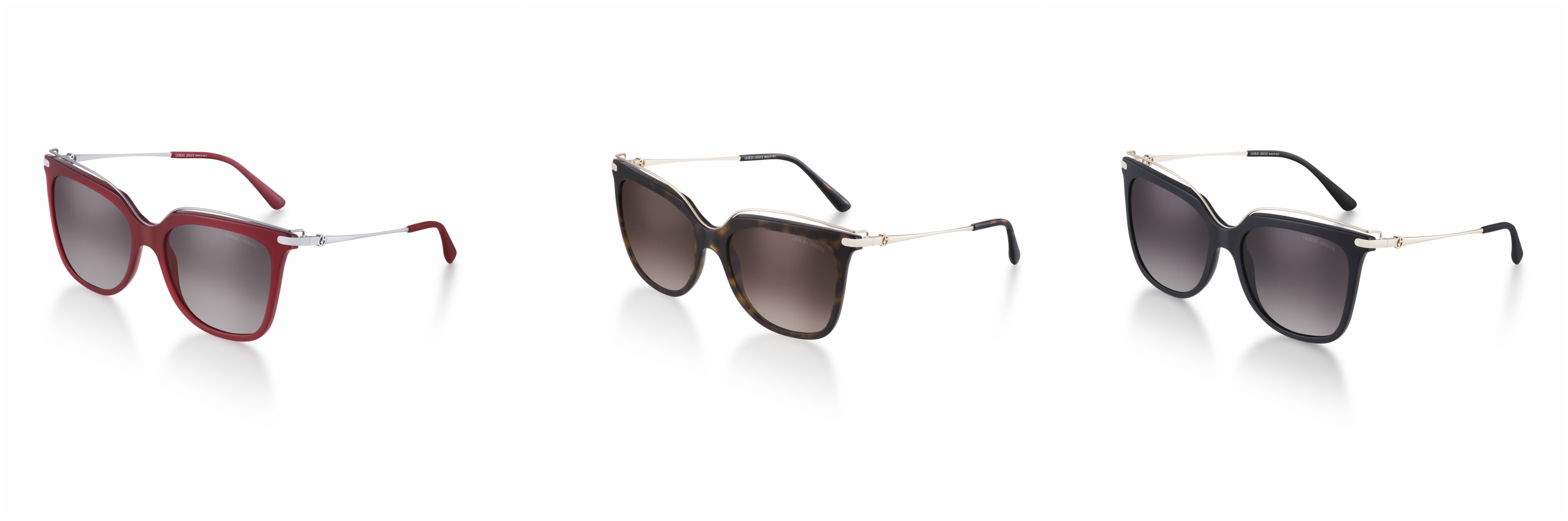 Giorgio Armani Introduces Luxurious Simplicity to Eyewear | Identity ...