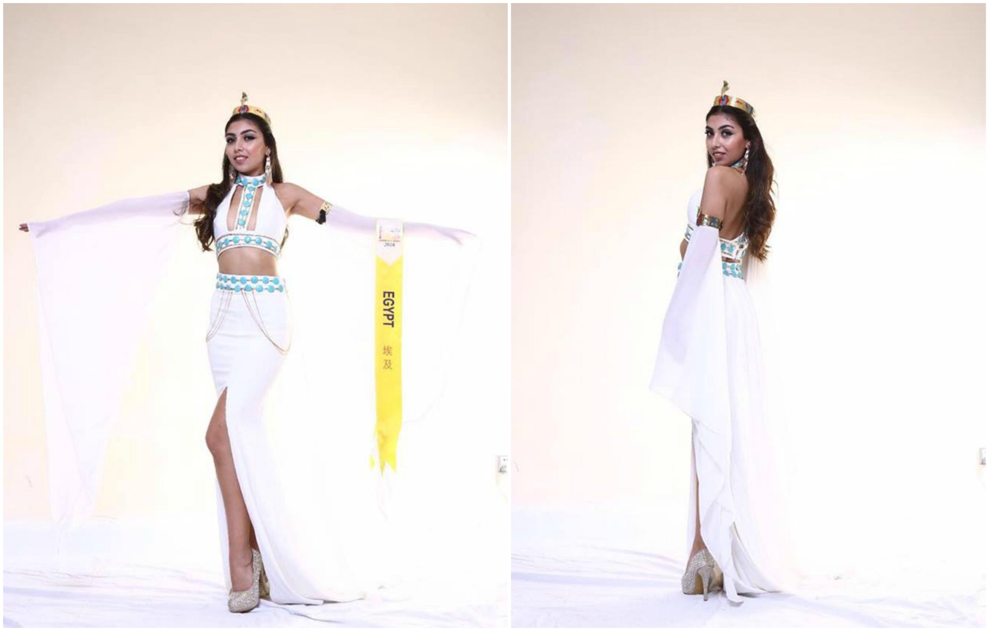 Miss Egypt Tourism Queen 2016/2017