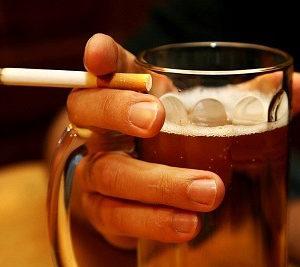 Drinking/Smoking