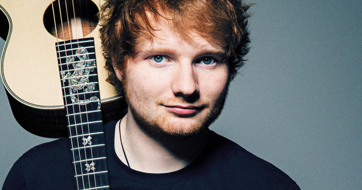 ed sheeran - photo #12