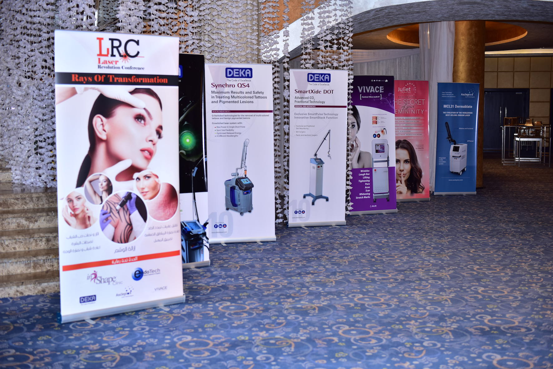 Laser Revolution Conference 2017 Powered By InShape Clinic ...