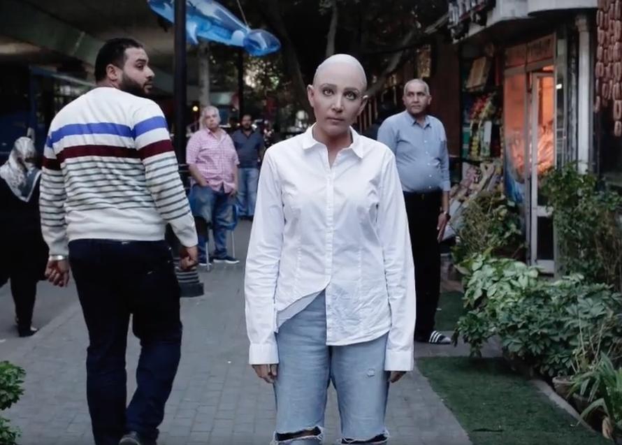 Sophie walks cairo