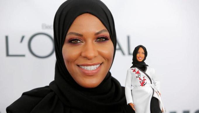 hijab barbie