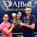 Mohamed El Shorbagy & Ranim El-Weleily Win The Squash World Championship