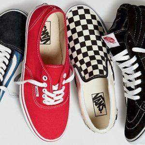 Converse/Vans
