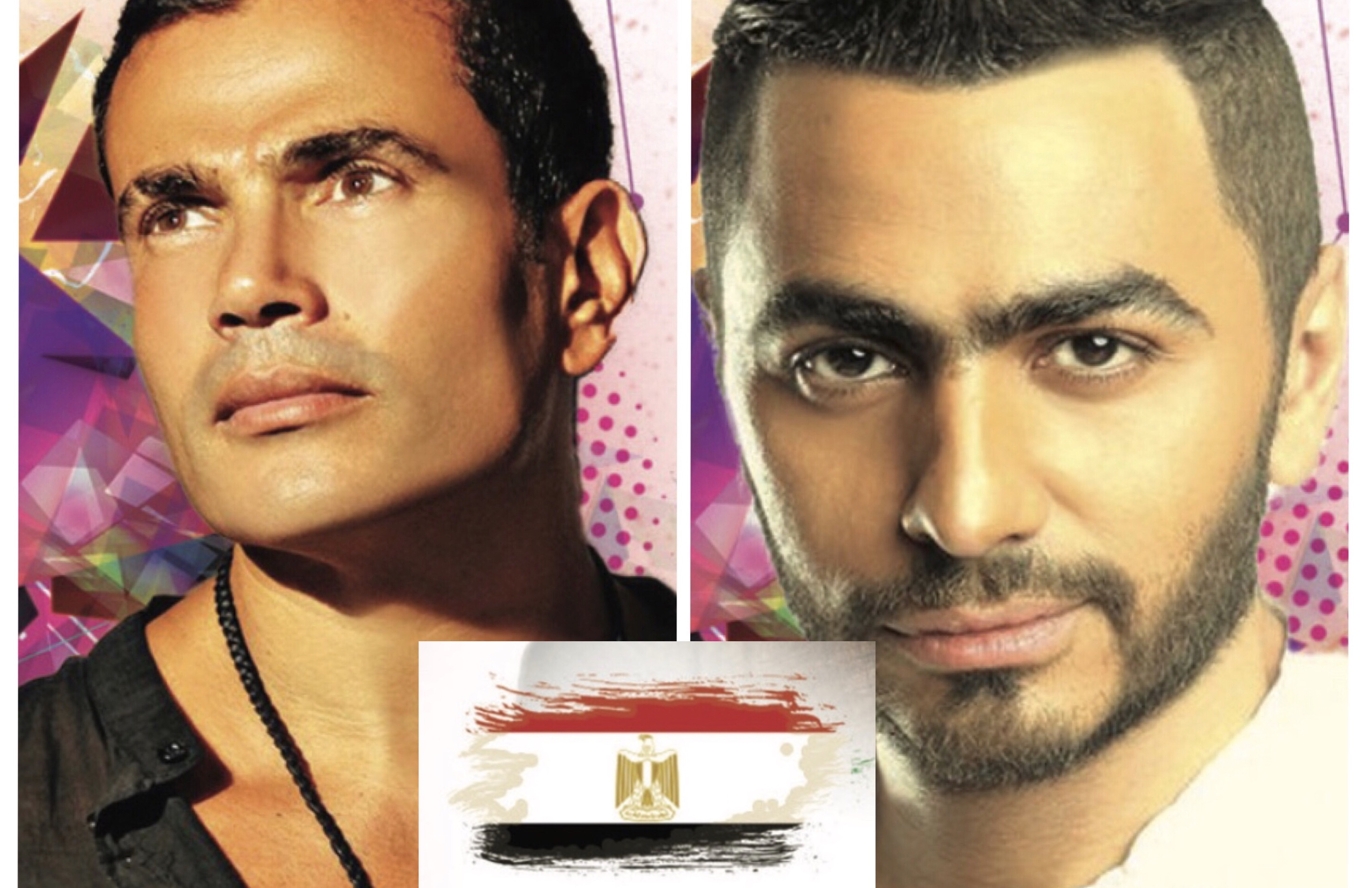 amr diab tamer hosny and 3 other egyptian singers nominated in