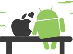android, iphone, apple
