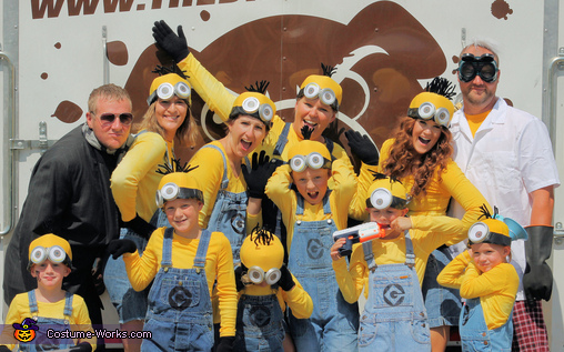 Most Creative/Fun Halloween Costumes For Groups ... Creative Halloween Costumes For Women Groups