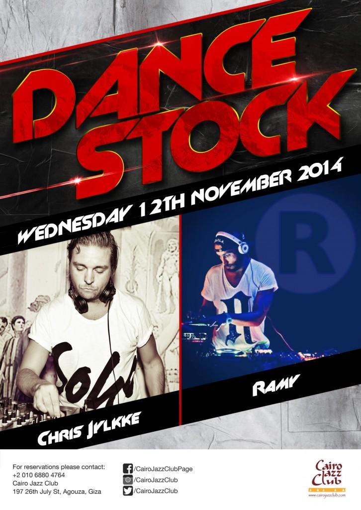 Dancestock 12th 2014