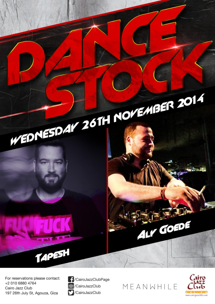 Dancestock 26th 2014