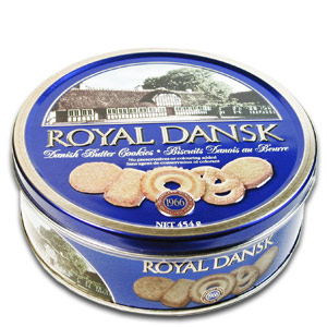 royal dansk tin