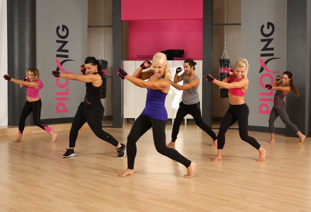 Piloxing-workout
