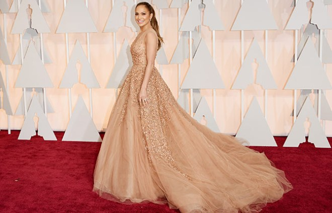 Oscars fashion trend: neutrals