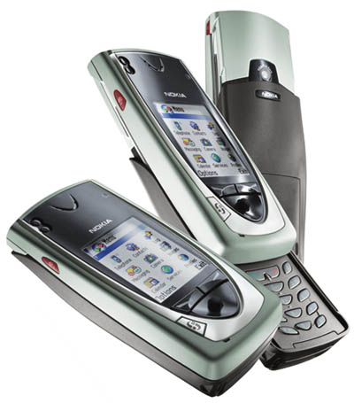 Nokia 7650