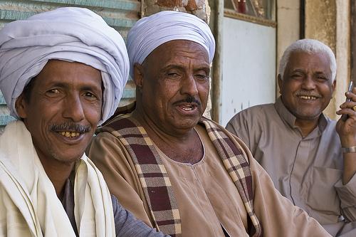 egyptian people