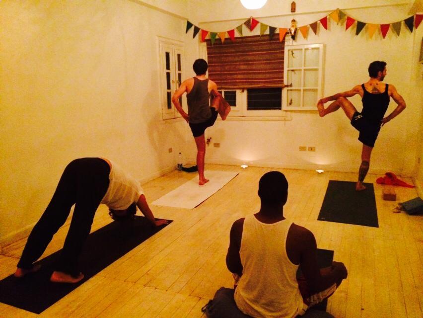 Ashtanga Yoga Cairo