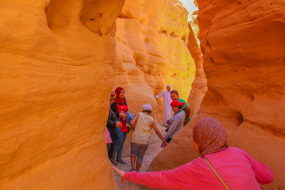 The Colored Canyon, Dahab, Sinai