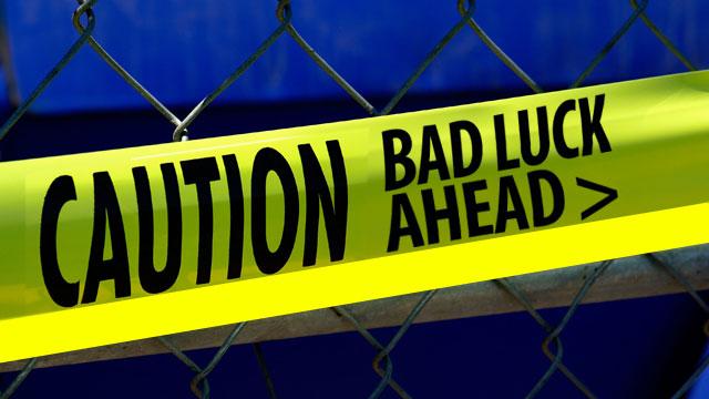 caution_badluck