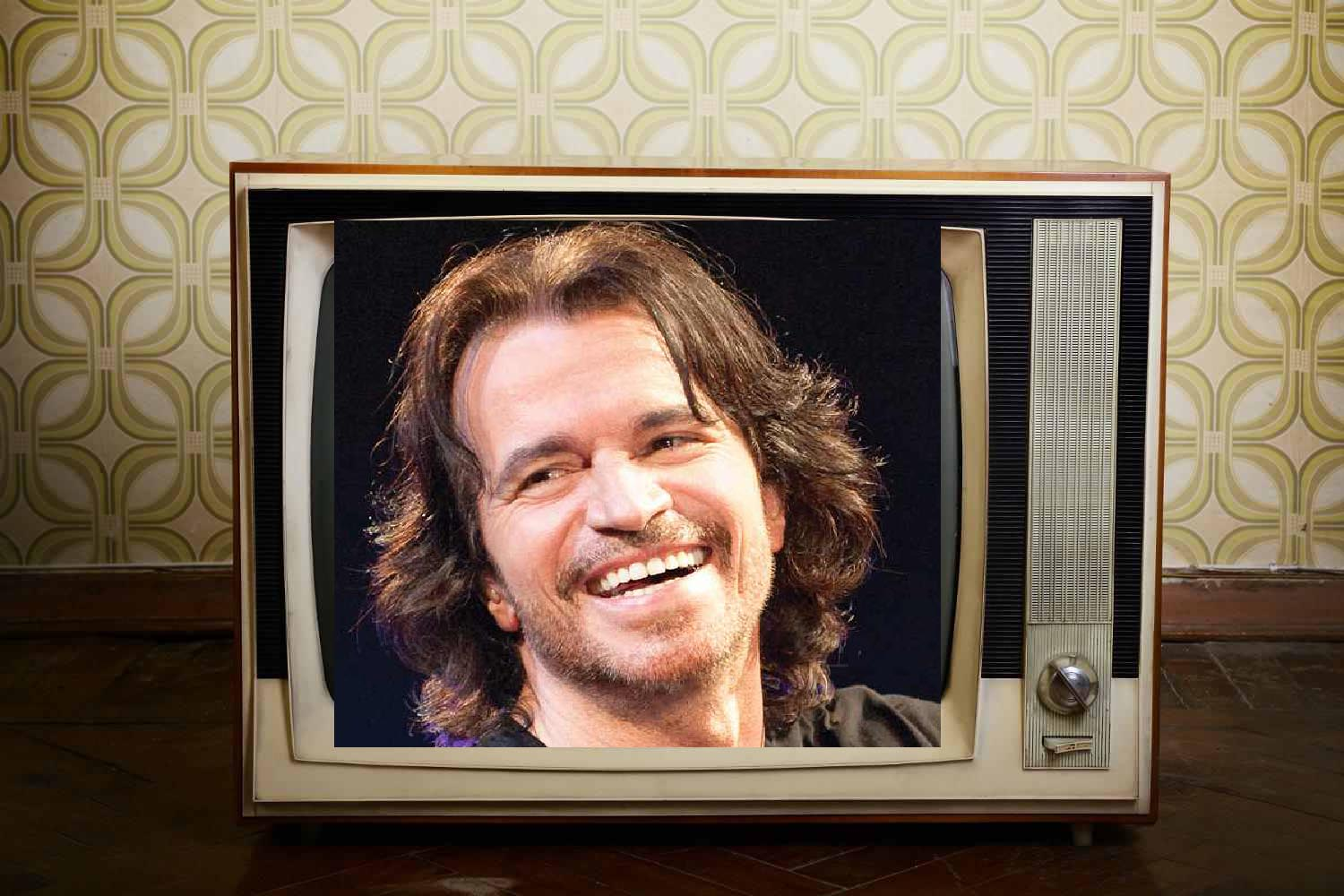 Yanni on tv