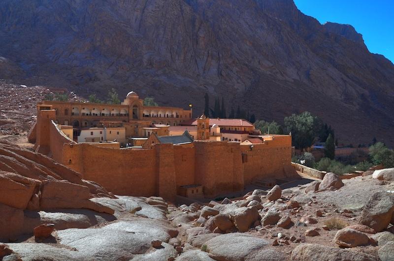 st-catherines monastery sinai