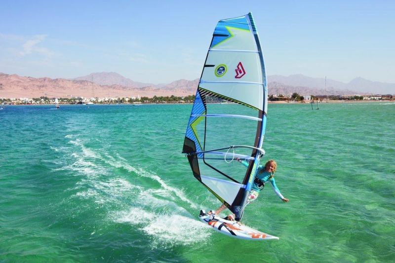 windsurfing dahab sinai