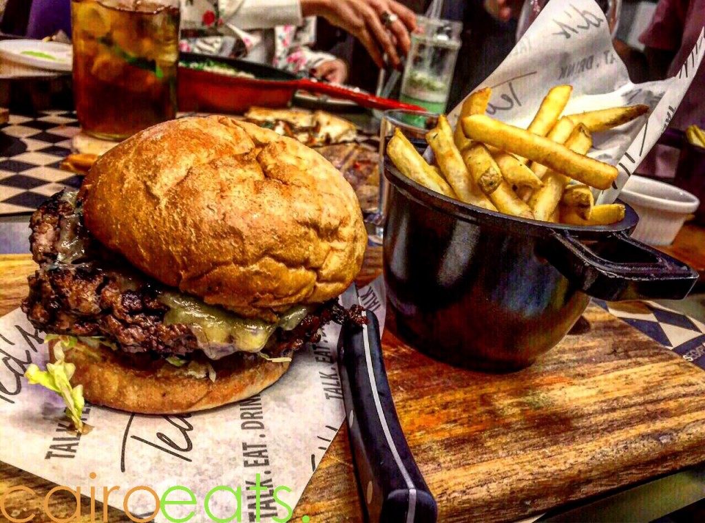 Ted's Burger